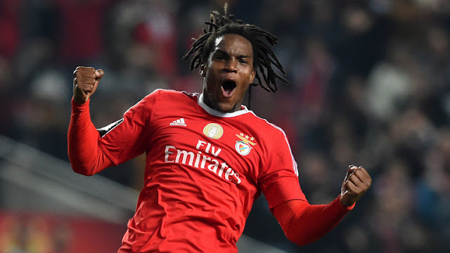 Renato Sanches signs for Bayern