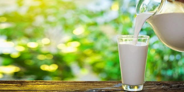 Macam-macam Susu dan Manfaatnya