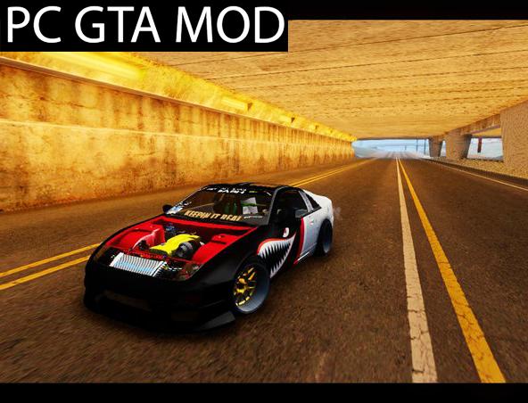 Free DownloadMTA TOKYO DRIFT Drift Pack Cars Mod for GTA San Andreas.