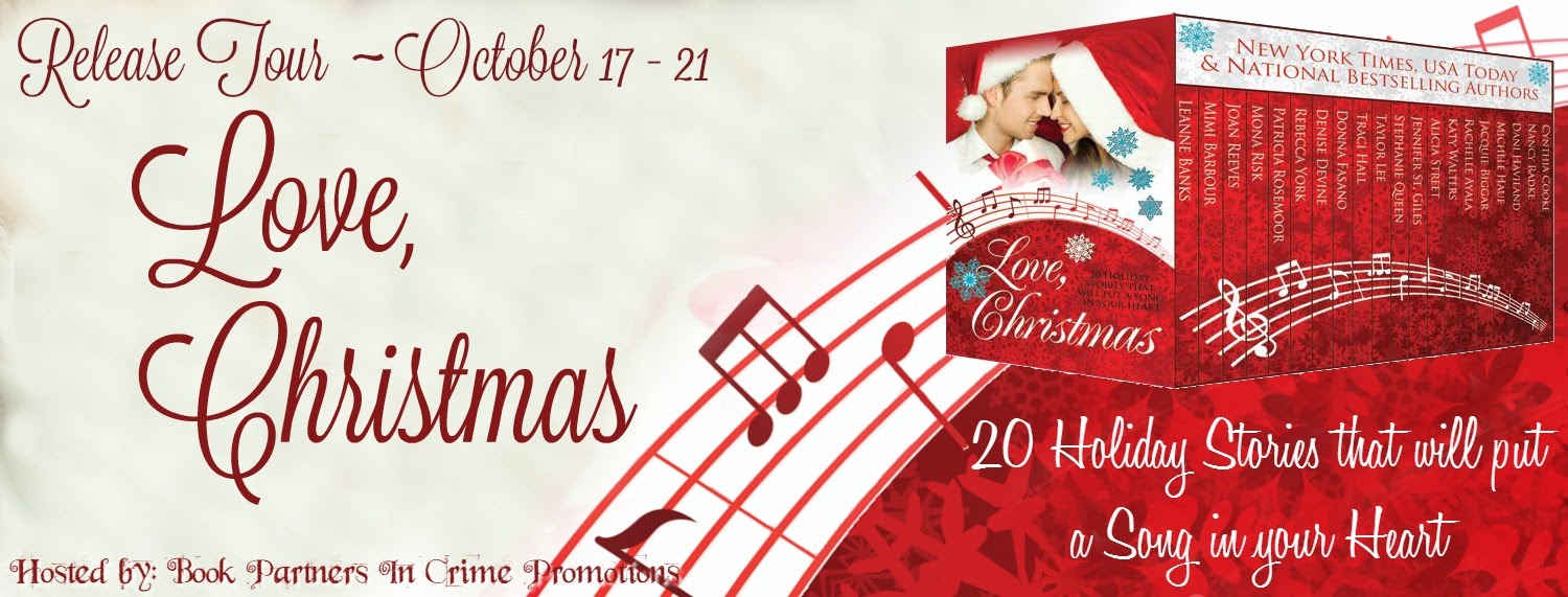 Love, Christmas – Blitz + Giveaway @BPICPromos