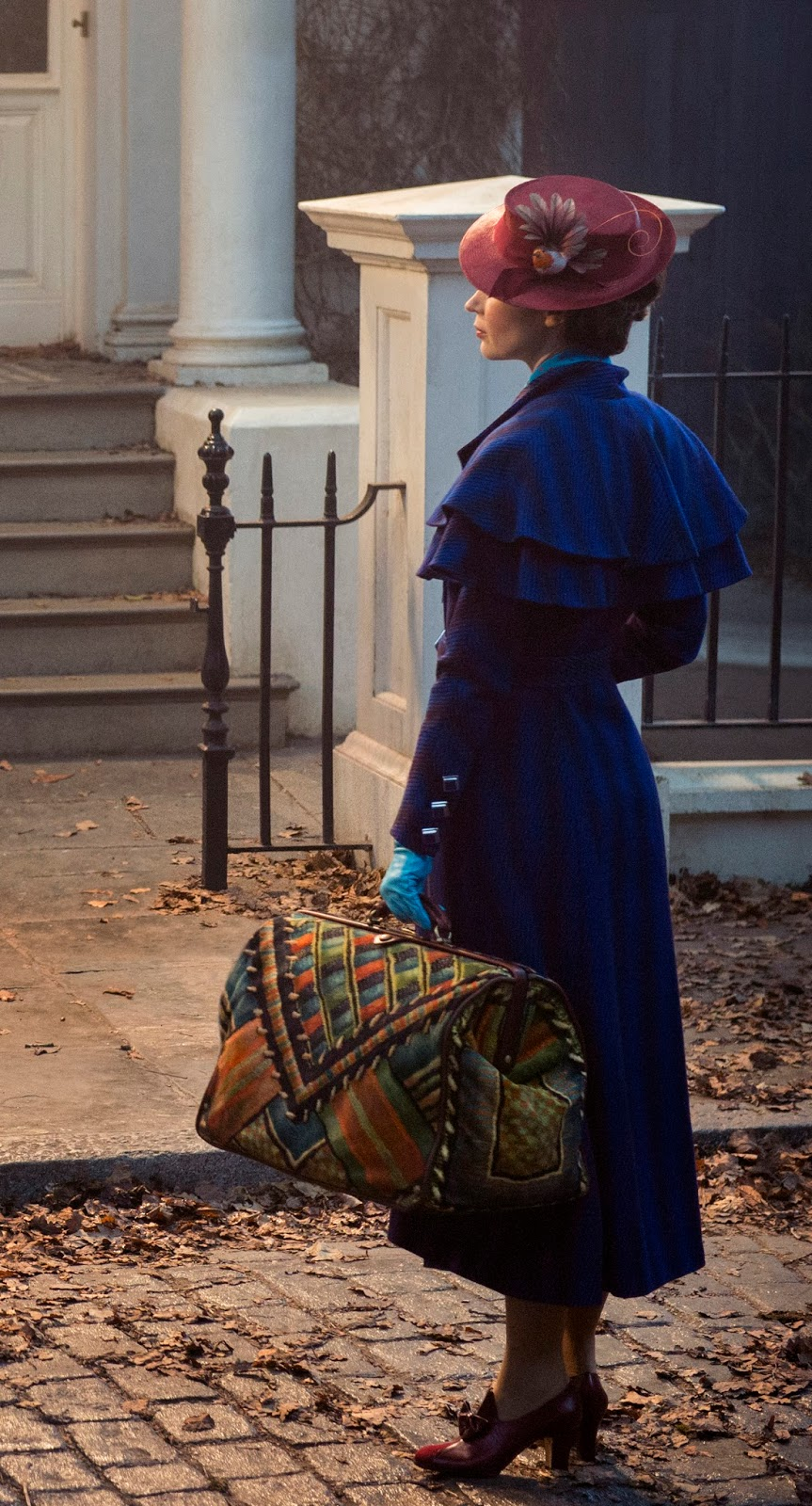 , Film:  First Look at Mary Poppins Returns