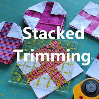 STACKED TRIMMING-QUILT TUTORIAL-BLOCK TUTORIAL-HOW TO QUILT