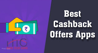Best Cashback Offers Apps Ki Jankari Hindi Me