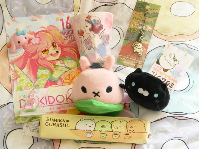 March Doki Doki Box