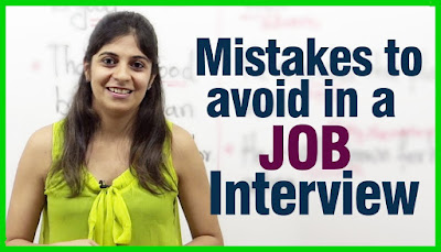 how to face interview video