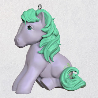 My Little Pony Seashell Hallmark Keepsake Ornament