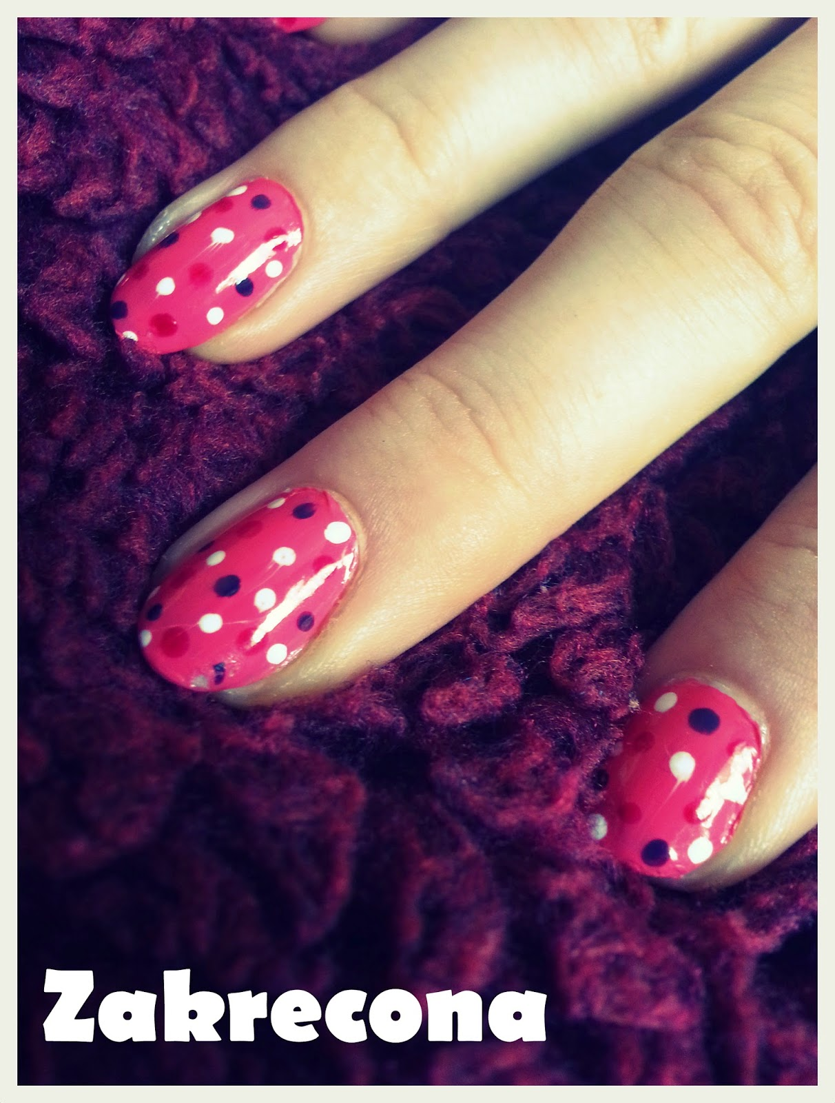 Dotty's nails