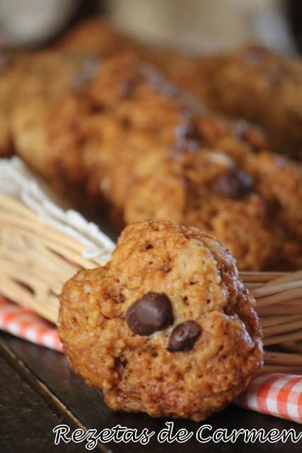 Cookies de batata o boniato