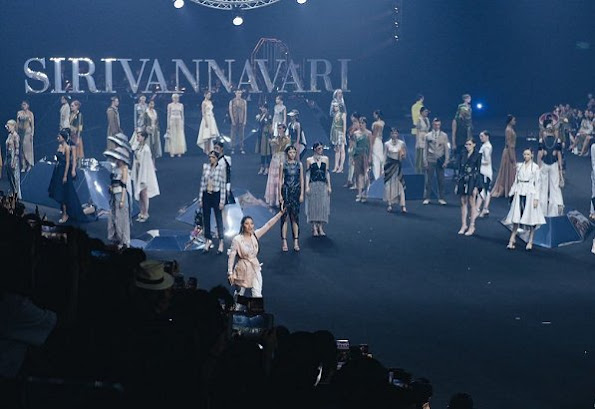 Sirivannavari Bangkok and S'Homme Spring/Summer 2019 collection