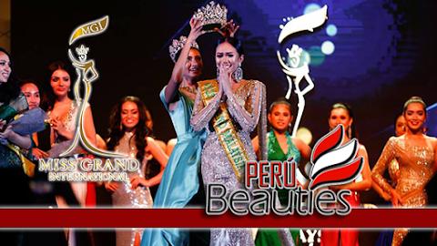Miss Grand Malaysia 2018
