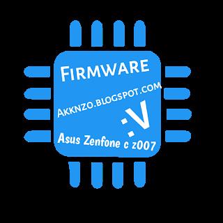 Download kumpulan firmware Asus zenfone c z007