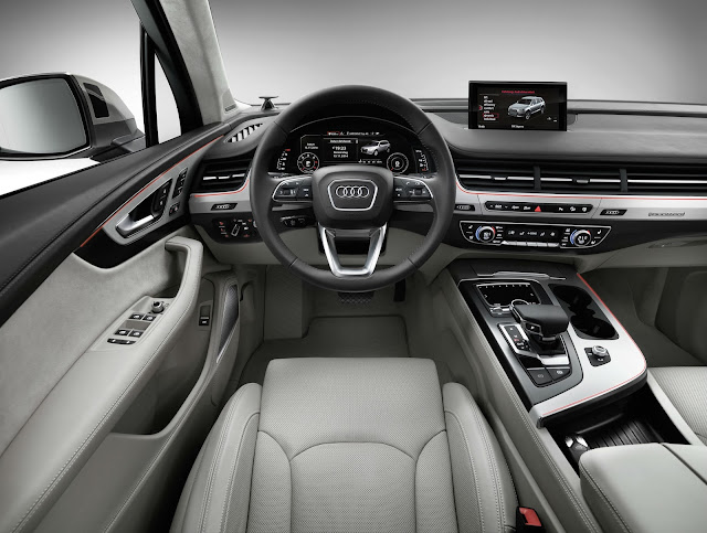 2015 Audi Q7 Design, Features, Performance Review