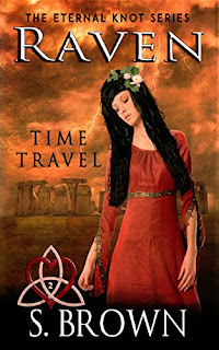 sherrie brown, time travel fiction, eternal knot