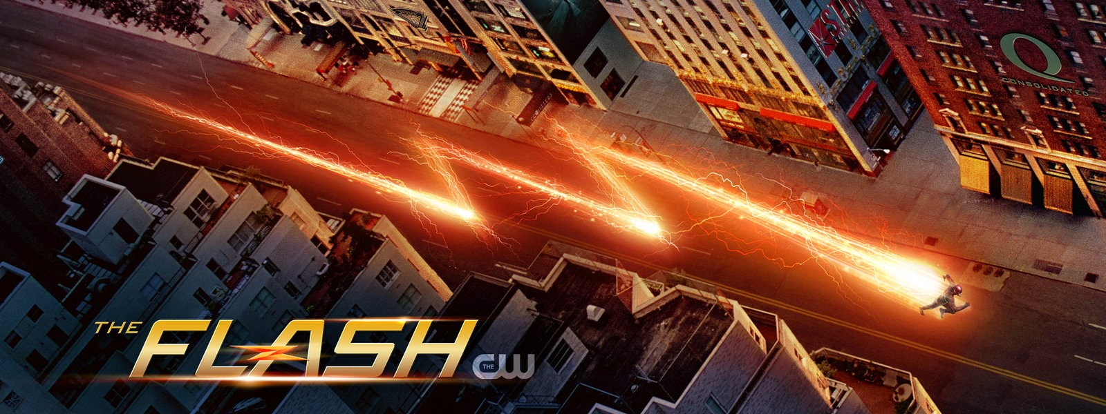 The Flash on the CW is the best new show of 2014