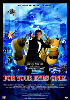 James Bond 007 For Your Eyes Only (1981) 007 เจาะดวงตาเพชฌฆาต  ภาค 12