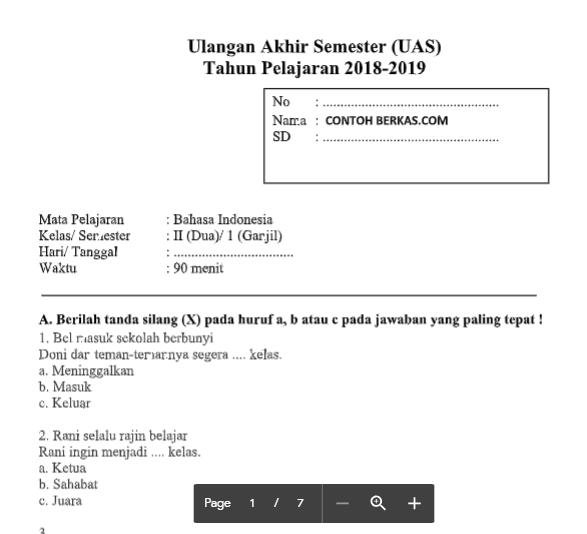 Kunci Jawaban Lks Intan Pariwara Kelas 11 Terbaru 2019 ...