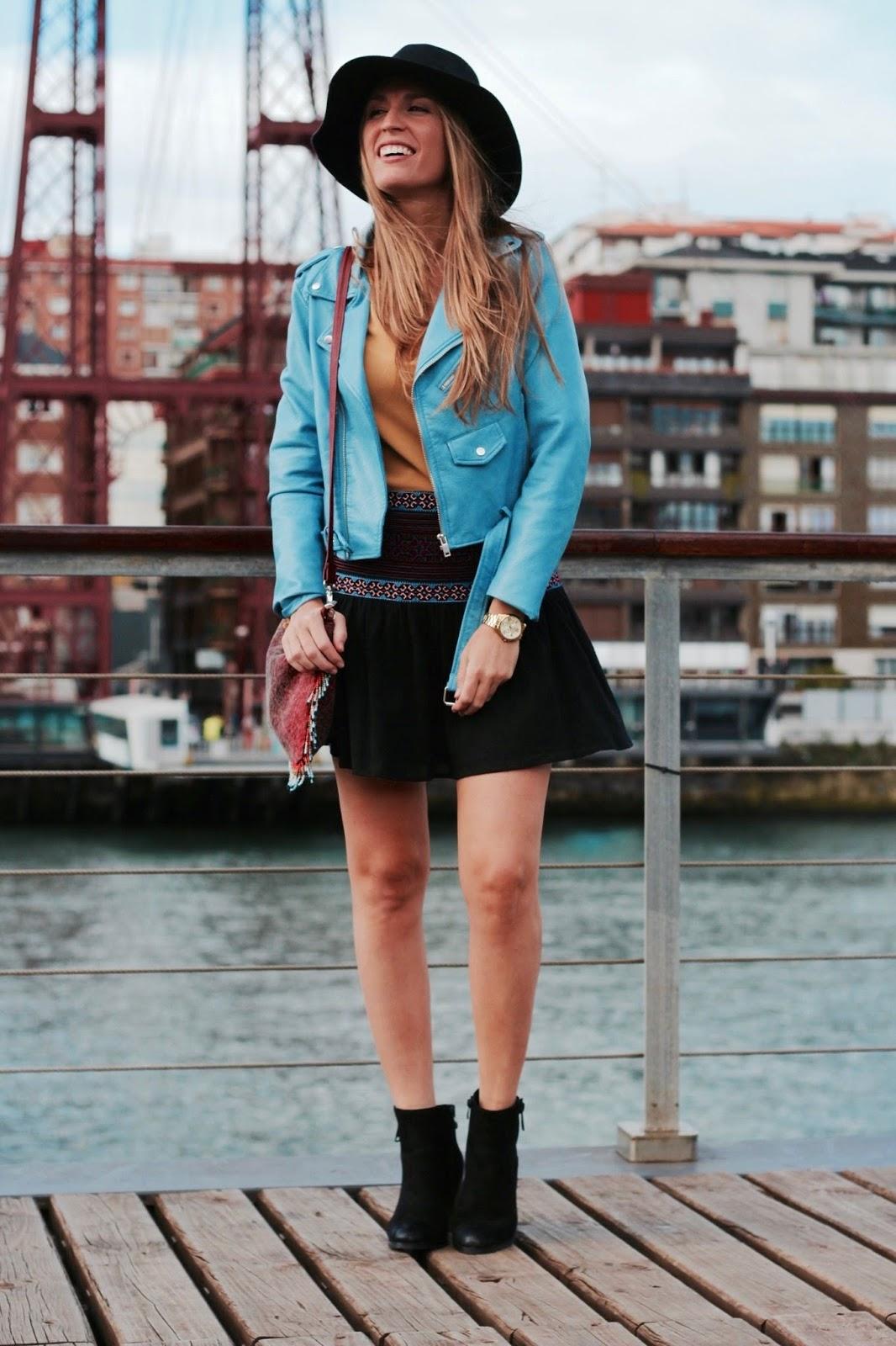 bloguera de moda Bilbao
