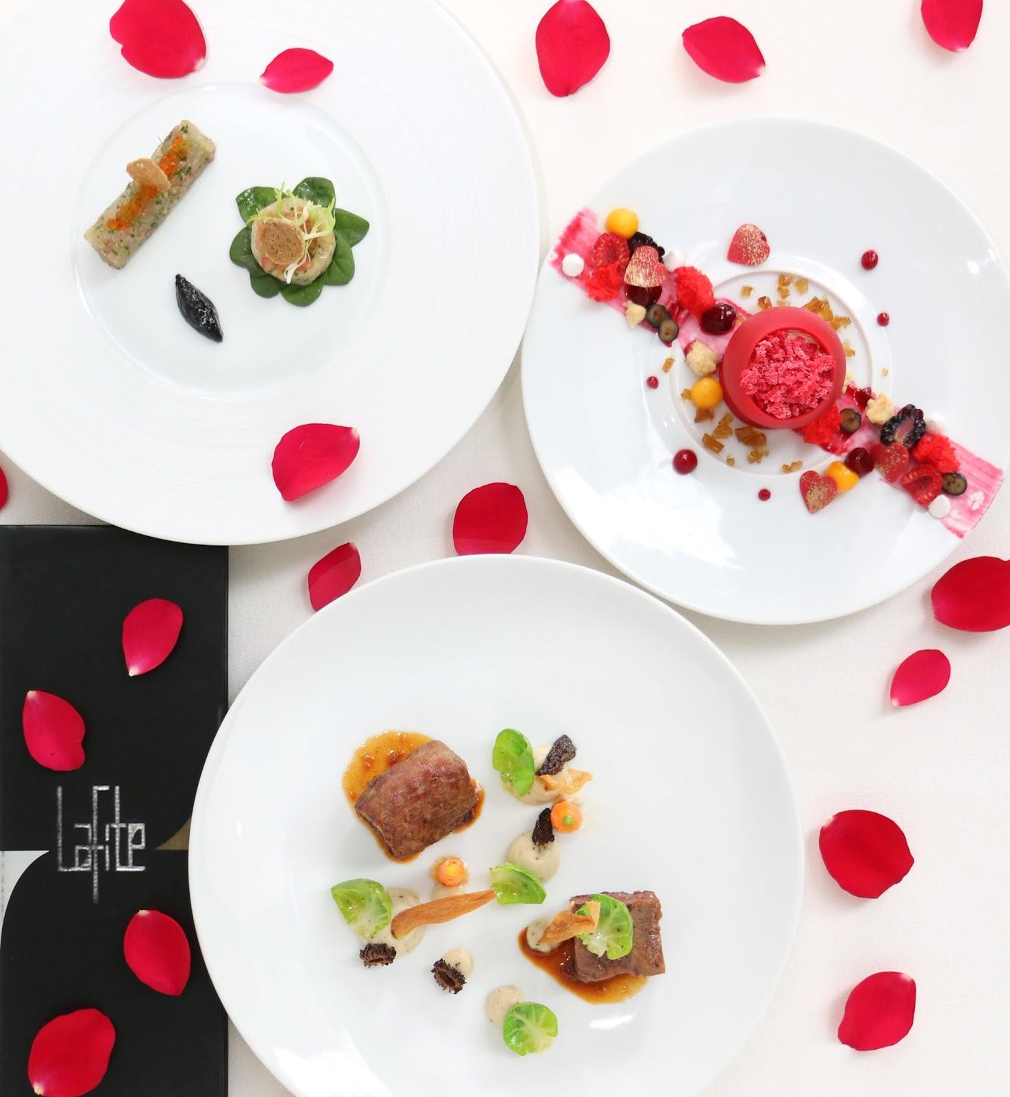 Everyday Food I Love Valentine S Day Dinner At Shangri La Hotel