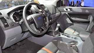 Interior Ford Ranger
