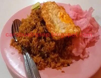 Resep Nasi Goreng Padang Khas Minang Pedas Gurih Sederhana Spesial Asli Enak CARA MEMBUAT NASI GORENG PADANG