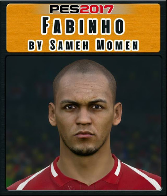 Fabinho New Face PES 2017