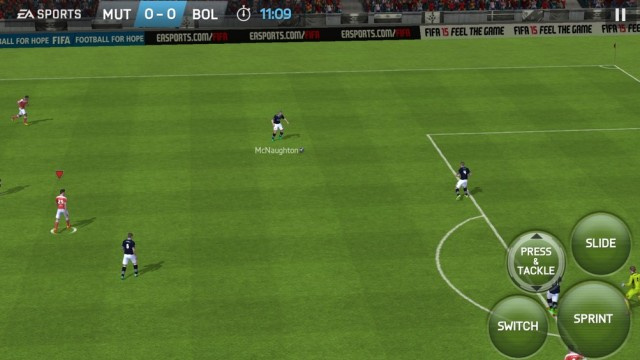 Download Game FIFA 15 Ultimate Team Android Gameplay