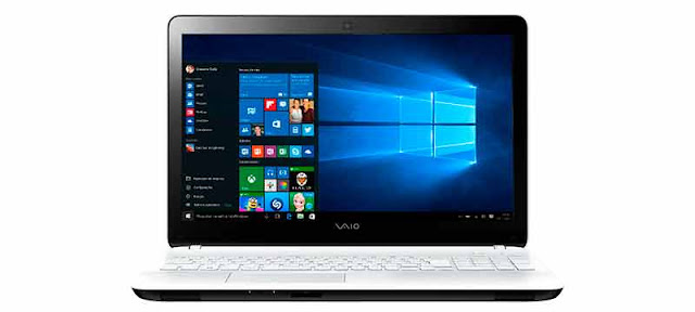 Notebook Vaio Fit Intel Core i7