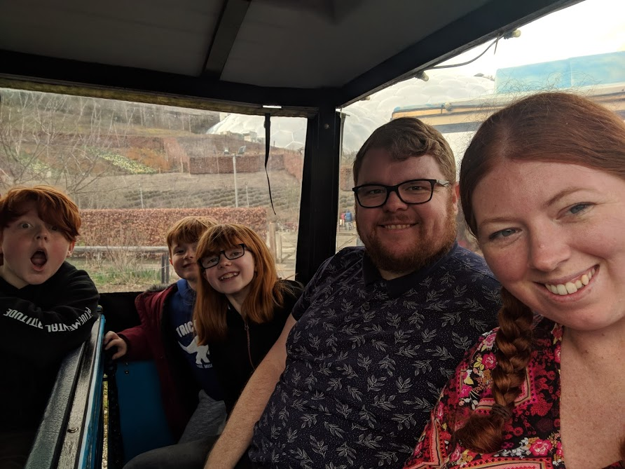 10 Reasons to Visit the Eden Project in Winter  - land train