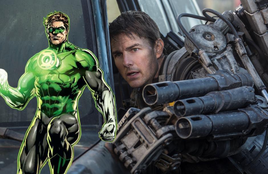 Tropa dos Lanternas Verdes | Tom Cruise é cotado para o papel de Hal Jordan
