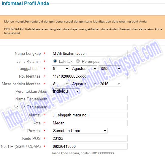 Alat Pembayaran Online Indonesia Aman IPAYMU.COM | KERJA