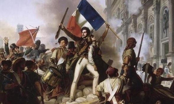 Las reacciones europeas a la Revolución Francesa