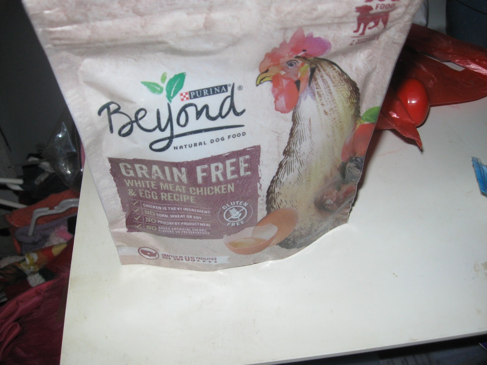 Purina Grain Free Dog Food Reviews
