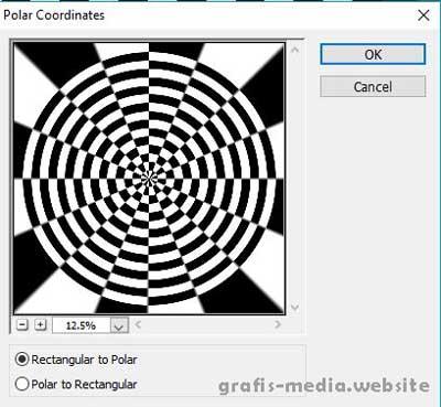 sahabat juga akan menerima trik terbaru memakai filter photoshop Cara Membuat Ilusi Optik (Op Art) Dengan Photoshop