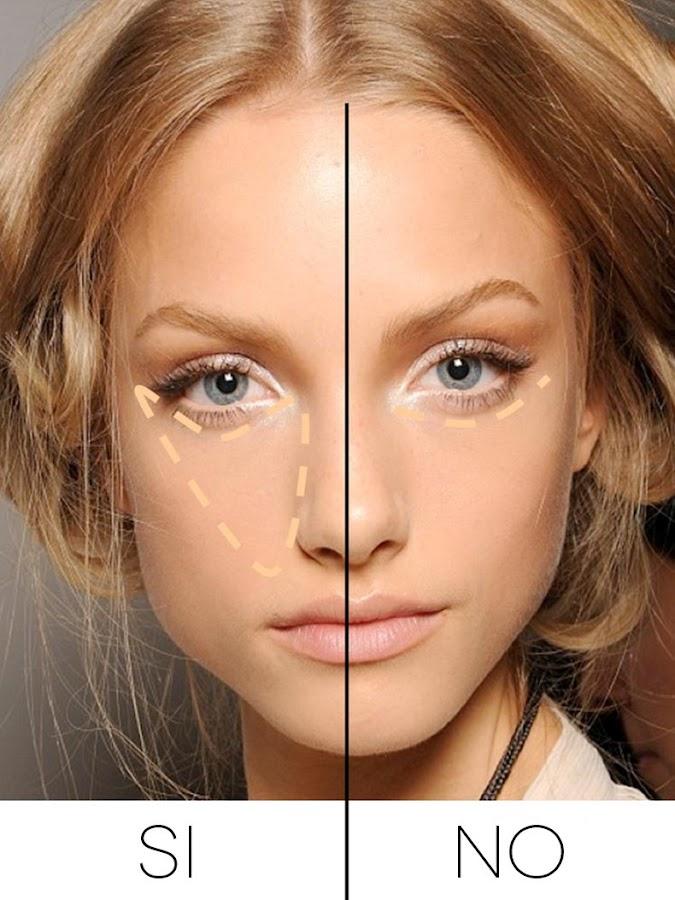 Trucos de maquillaje para ojos