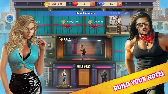 Girls & Guys – Idle Game Apk+Data Free on Android Game Download