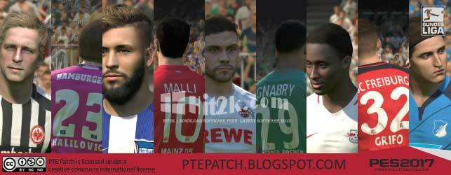 PTE Patch 2.0 PES 2017 Download