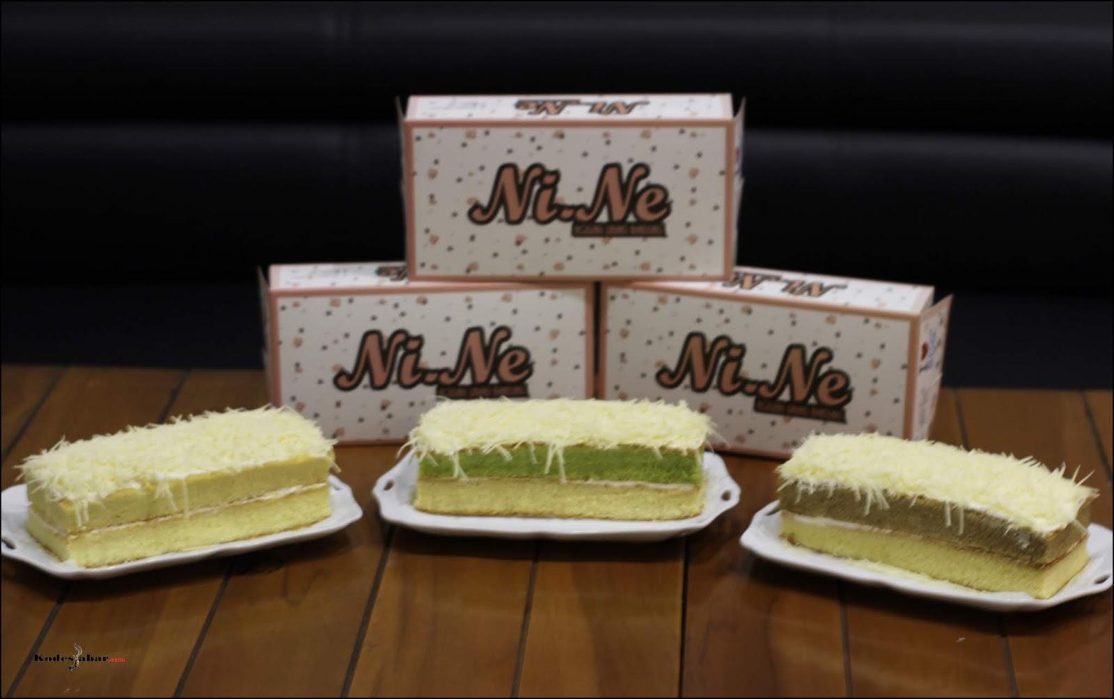 Ni.Ne Cheese Cake, Boluna Urang Bandung