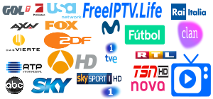 Alb russia serbia m3u8 VLC kodi simple tv