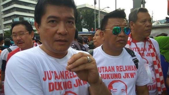 Relawan: Hanya Tuhan yang Bisa Kalahkan Jokowi; Suryo Prabowo: Ngoriii Kali Pun..