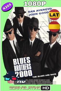 Blues Brothers 2000 (El Ritmo Continúa) CAS-LAT (1998) H265 10Bits MKV