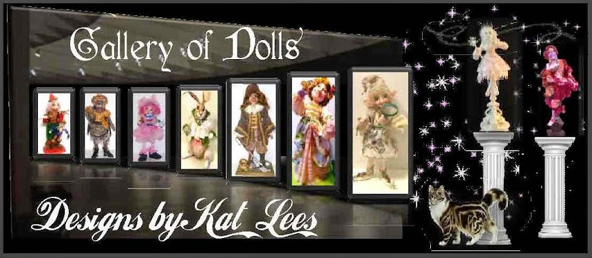 Gallery of Dolls Designs by Kat Lees