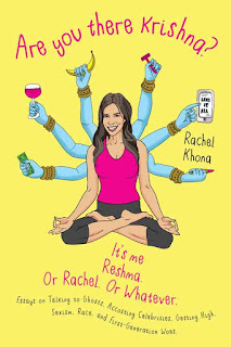 ChickLit Plus Book Blitz: Are You There Krishna? By Rachel Khona