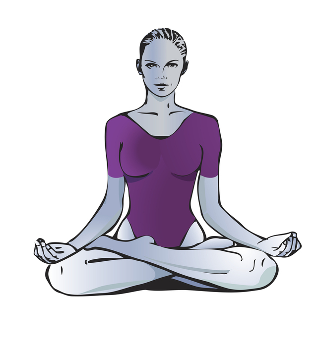 Here Come  New Ideas  for  Stay Healthy - Learn To Meditate