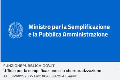 http://www.funzionepubblica.gov.it/uffici/ufficio-la-semplificazione-e-la-sburocratizzazione