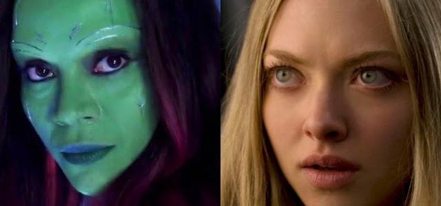 Amanda Seyfried revela porque desistiu do papel de Gamora em 'Guardiões da Galáxia'