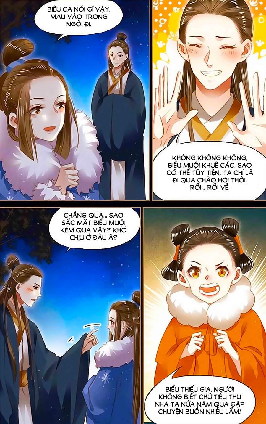 Thần Y Đích Nữ chap 105 - Trang 6