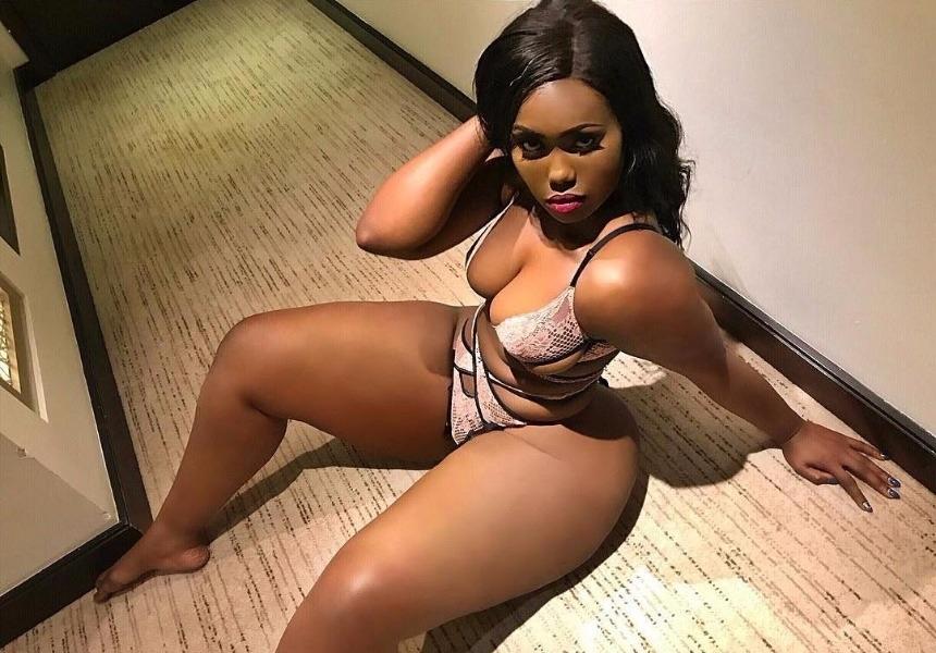 tanzania lady nude images