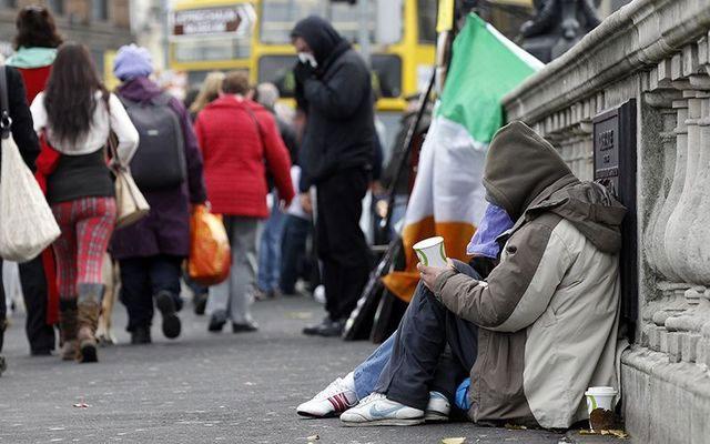 Pengangguran Irlandia