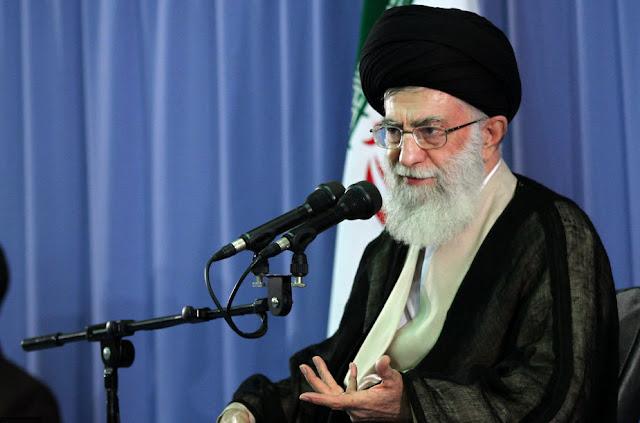 خامنئي يُهين البحرين و الحرس الثوري الإيراني يتوعد بثورة مُدمّرة