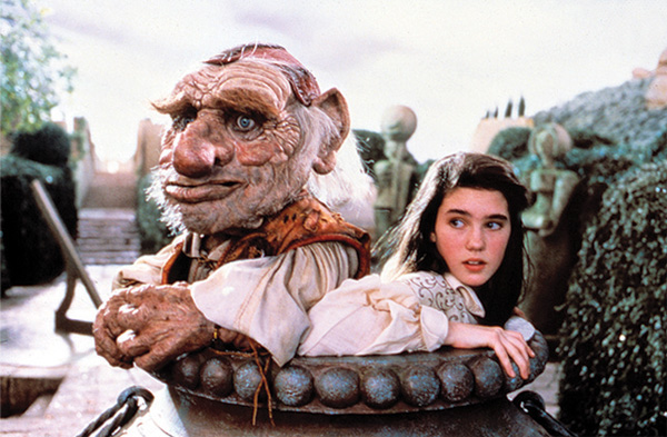 Cinemalacrum: You Have No Power Over Me: Labyrinth (1986) Labyrinth Cast